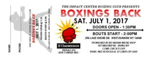 Impact Boxing Center