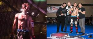 Eric Bonner Ground Force Fights Absolute Mayhem