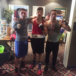 WNY MMA & Fitness Boxing Winners