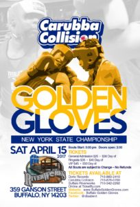 Buffalo Golden Gloves New York State Championship