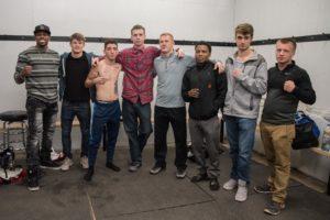 WNYMMA Boxing Squad