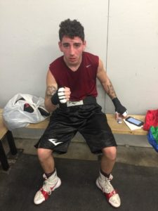 Alex Castellano - Buffalo Golden Gloves Win - WNYMMA