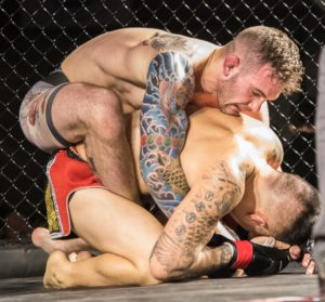 Mike Shul - Rage in the Cage Title Win - WNYMMA