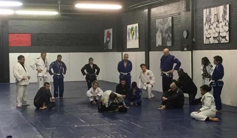 Brazilian Jiu-Jitsu (BJJ) Grappling Class