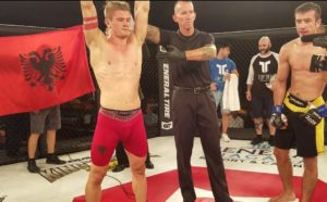"King of the Cage Counterstrike - WNYMMA - Ali ""The Prodigy"" Rexhepi"