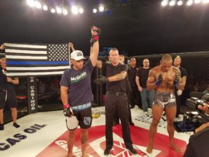 "King of the Cage Counterstrike - WNYMMA - Erik ""The Bull"" Herbert"