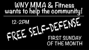 WNY MMA & Fitness Free Women's Self-defense Class