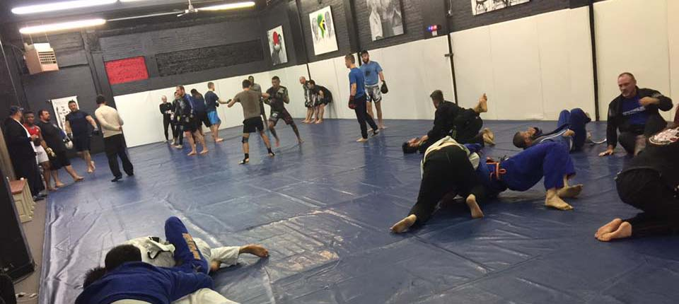Gi and No-Gi Grappling Sparring