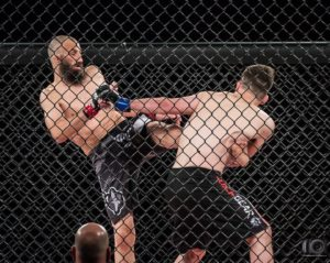 "Jeff ""Captain Caveman"" Denz - King of the Cage - WNYMMA"
