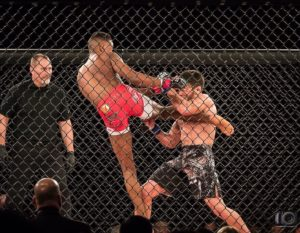"Sean ""Superfly"" Felton - King of the Cage - WNYMMA"