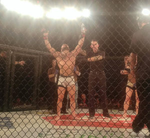 "Todd ""Loco 2.0"" Liberati - King of the Cage - WNYMMA"