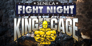 WNYMMA at King of the Cage - Seneca Alleghany Casino, Salamancy NY