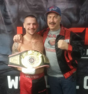 Erick Plumeri - Lace Up Promotions - WNYMMA