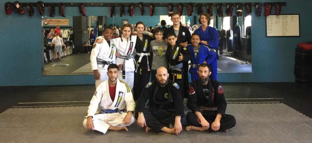 Jr. Instructors