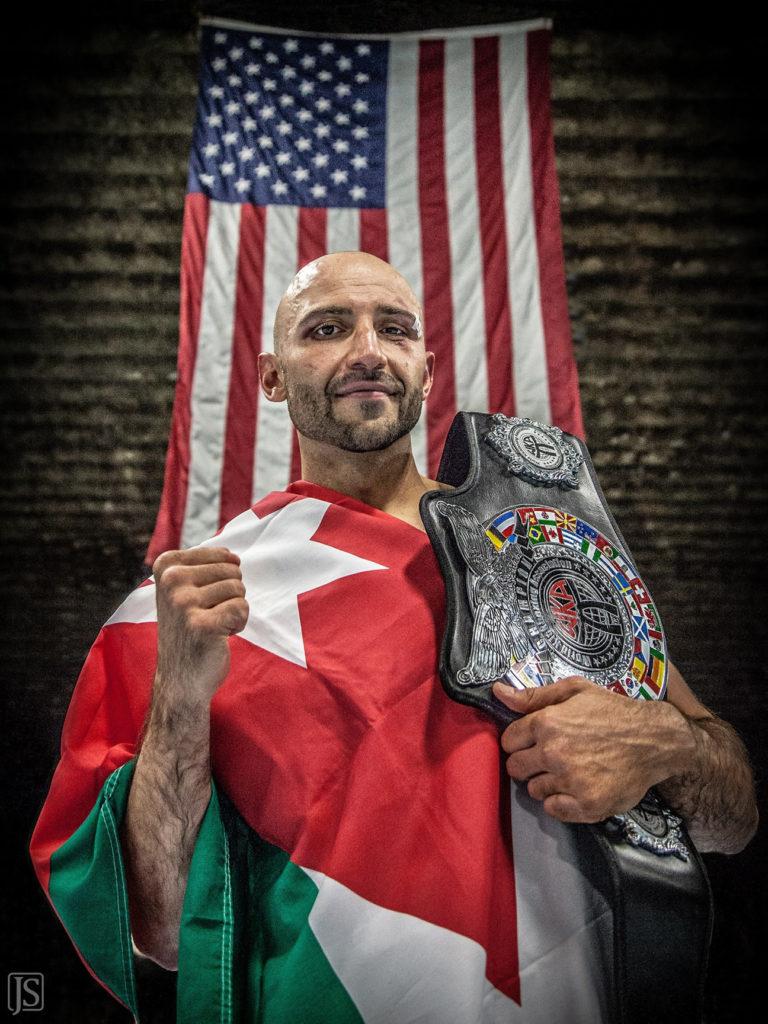 Amer Abdallah - WNYMMA Professional Kickboxer