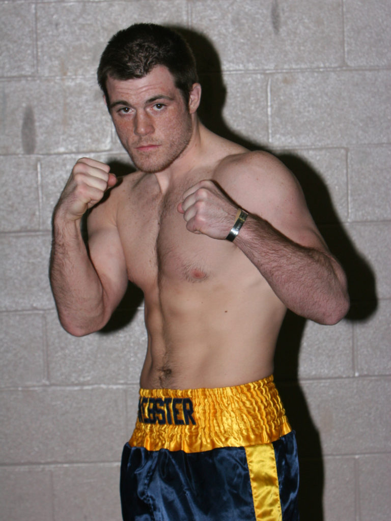 Corey Webster - WNYMMA Professional Kickboxer