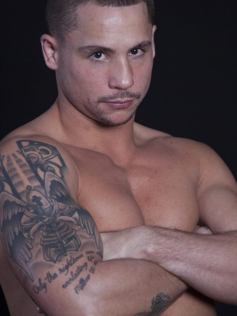 Erick Plumeri - WNYMMA Professional Kickboxer