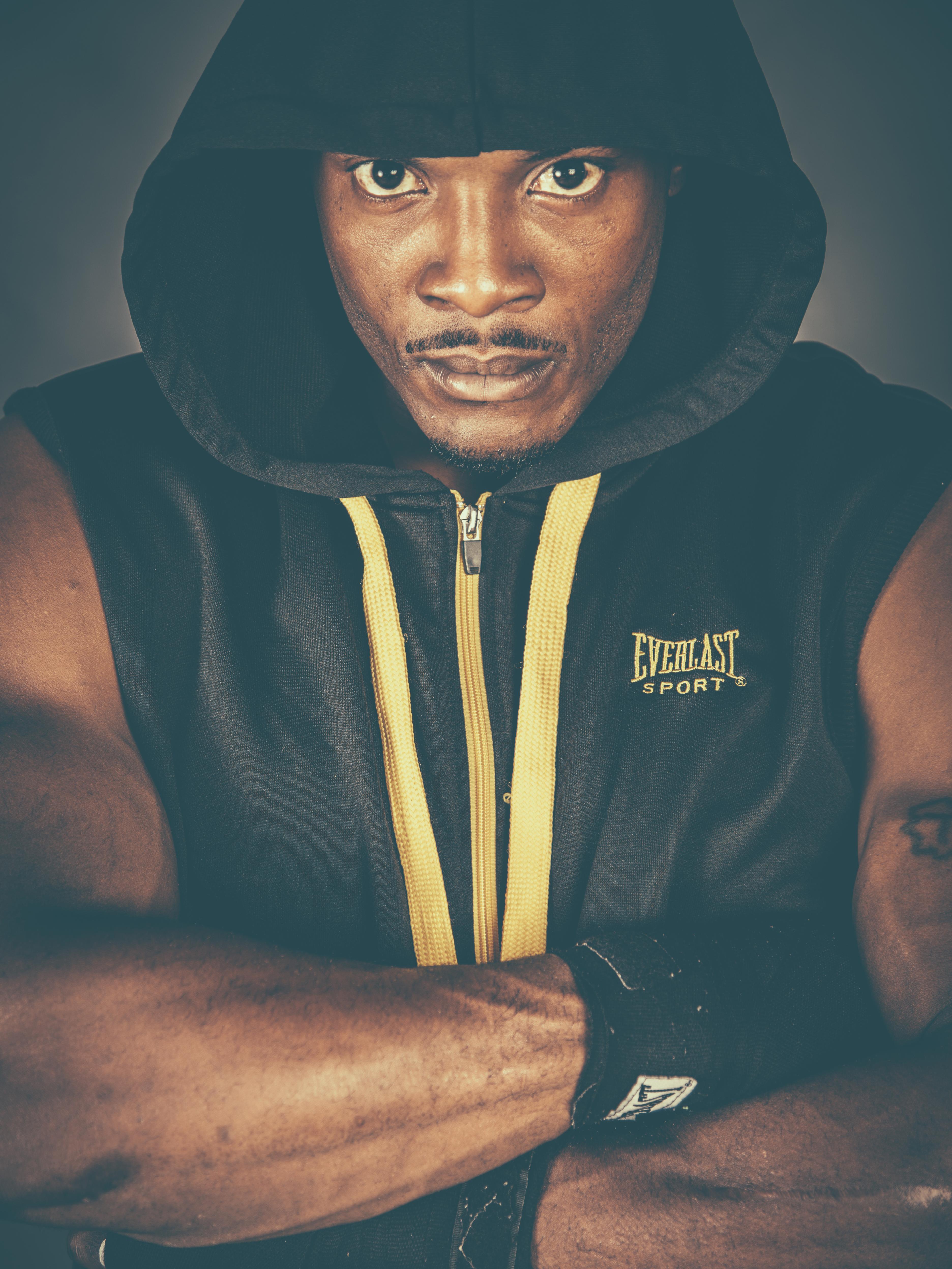 "Joe ""The Son of a Legend Taylor"" - WNYMMA Professional Kickboxer"