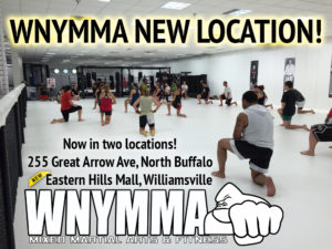 WNYMMA & Fitness - Williamsville location inside Eastern Hills Mall