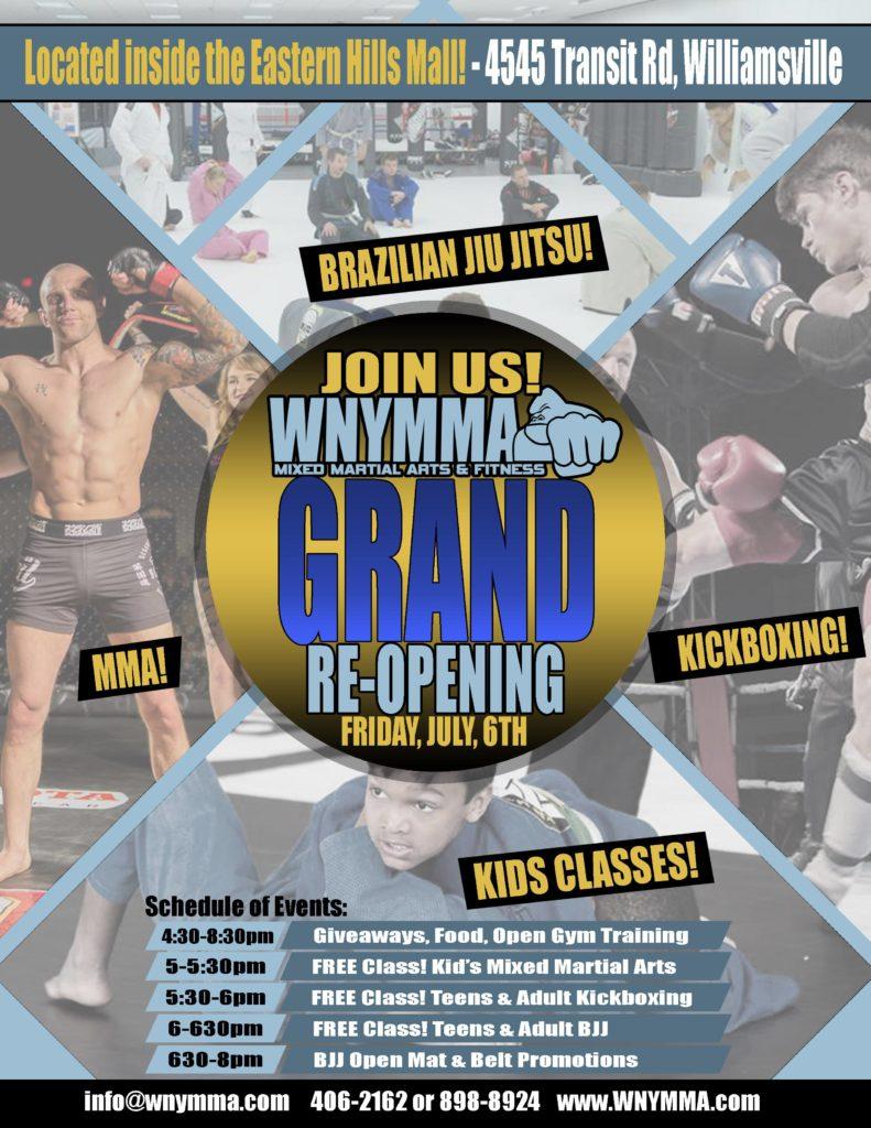 WNYMMA Williamsville Grand Opening