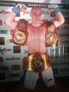 Bubba Norton - Professional MMA Fighter