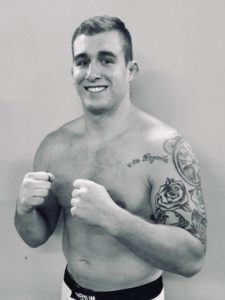 Ed Weiser - Professional MMA Fighter