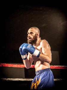 Caveman - Professional Kickboxer