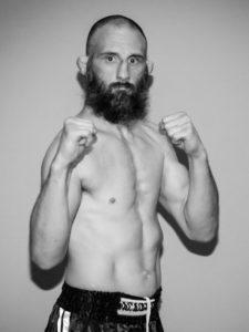 Caveman - Professional MMA Fighter