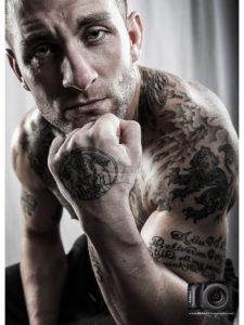 Todd Liberati - Professional MMA Fighter
