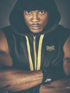 Joe Taylor - Professional Kickboxer