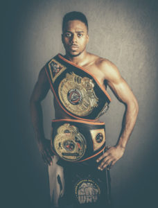 Sean Felton - Professional MMA Fighter