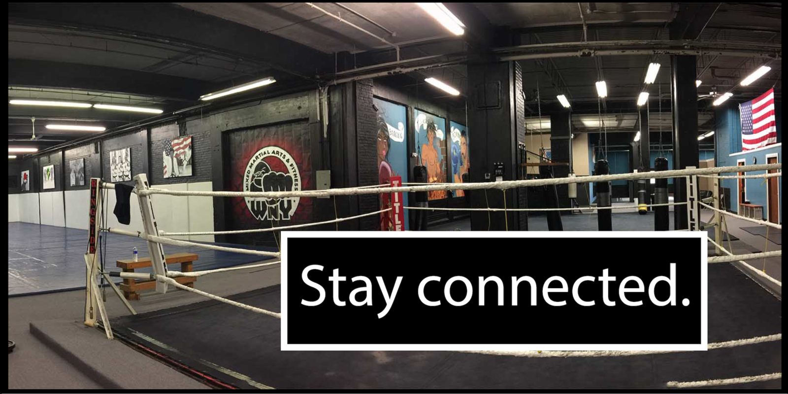 Call us today to become part of the WNY MMA & Fitness community.